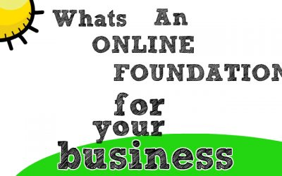 What's An Online Foundation For Your Business?